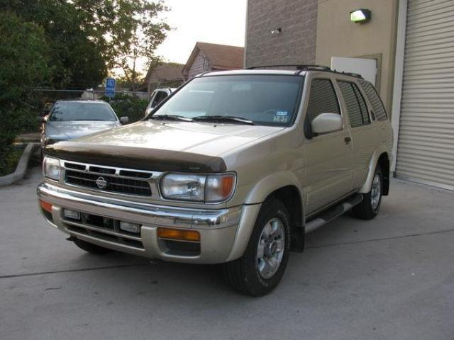 2002 nissan pathfinder le for sale in richmond texas classified. Black Bedroom Furniture Sets. Home Design Ideas