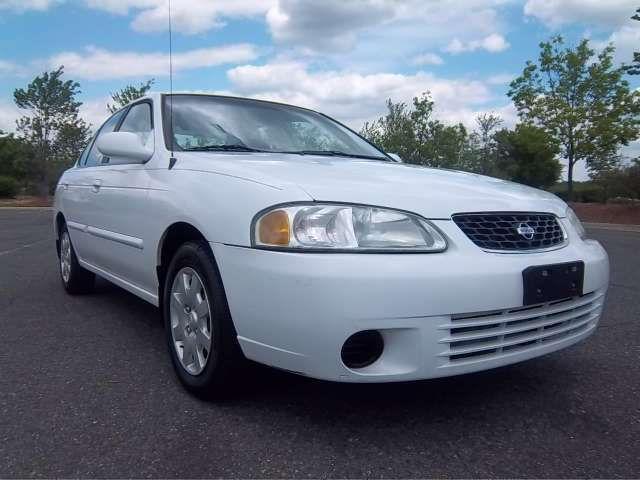2002 Nissan Sentra Gxe For Sale In Fredericksburg