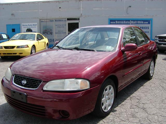 Cleveland Auto Mall >> 2002 Nissan Sentra GXE for Sale in Berea, Ohio Classified | AmericanListed.com