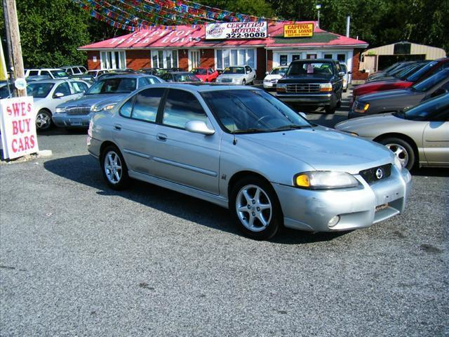 2002 nissan sentra se r for sale in bear delaware classified. Black Bedroom Furniture Sets. Home Design Ideas