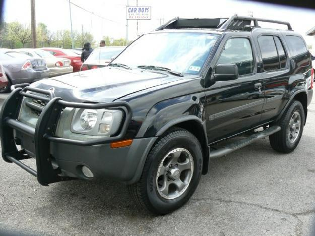 2002 nissan xterra 4dr xe 2wd sc v6 auto for sale in. Black Bedroom Furniture Sets. Home Design Ideas