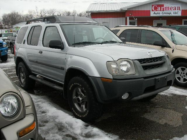 2002 nissan xterra se for sale in carroll ohio classified. Black Bedroom Furniture Sets. Home Design Ideas