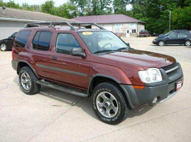 2002 nissan xterra se for sale in marion iowa classified. Black Bedroom Furniture Sets. Home Design Ideas