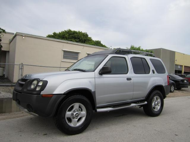 2002 nissan xterra se for sale in miami florida. Black Bedroom Furniture Sets. Home Design Ideas