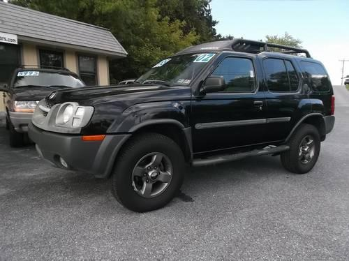 2002 nissan xterra sport utility se 4x4 for sale in. Black Bedroom Furniture Sets. Home Design Ideas