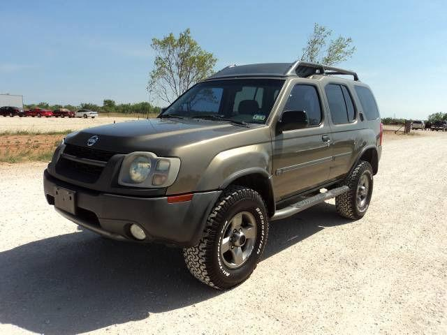 2002 nissan xterra xe for sale in coleman texas. Black Bedroom Furniture Sets. Home Design Ideas