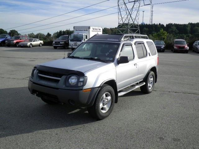 2002 nissan xterra xe for sale in adamsburg pennsylvania. Black Bedroom Furniture Sets. Home Design Ideas