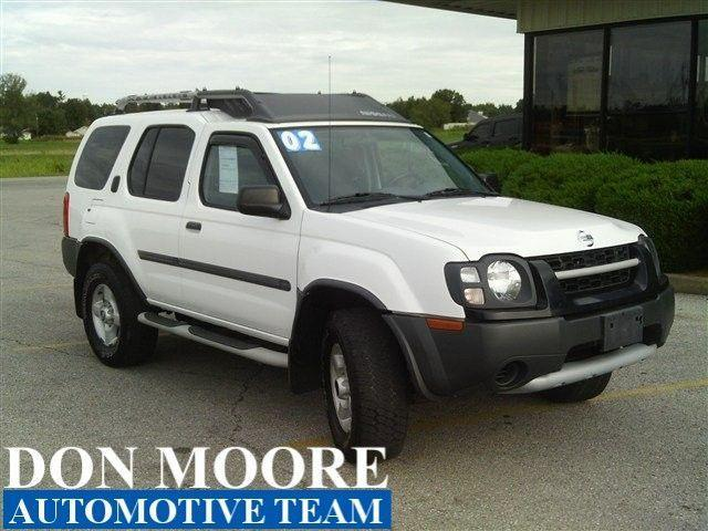 2002 nissan xterra xe for sale in owensboro kentucky classified. Black Bedroom Furniture Sets. Home Design Ideas