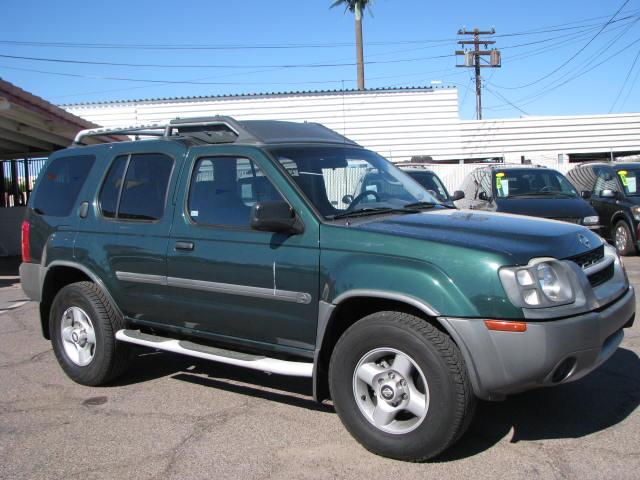 2002 nissan xterra xe phoenix az for sale in phoenix. Black Bedroom Furniture Sets. Home Design Ideas