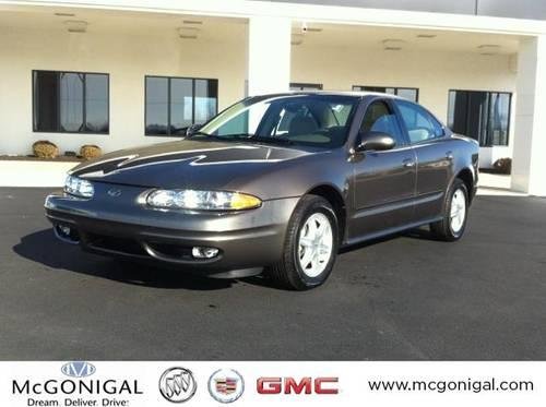 Warsaw Buick Gmc >> 2002 Oldsmobile Alero 4dr Car GL1 for Sale in Kokomo, Indiana Classified | AmericanListed.com