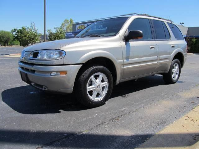 2002 Oldsmobile Bravada For Sale In Springdale Arkansas