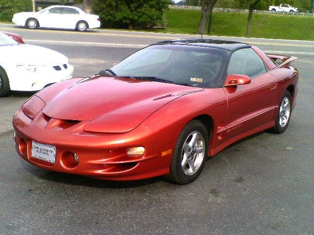 2002 pontiac firebird trans am for sale in hurricane west virginia classified. Black Bedroom Furniture Sets. Home Design Ideas
