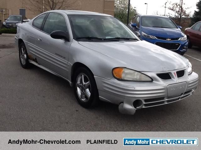 2002 pontiac grand am se1 se1 2dr coupe for sale in cartersburg indiana classified. Black Bedroom Furniture Sets. Home Design Ideas