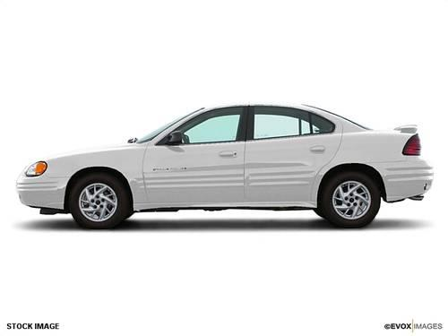 2002 pontiac grand am sedan se1 for sale in sparta michigan classified. Black Bedroom Furniture Sets. Home Design Ideas