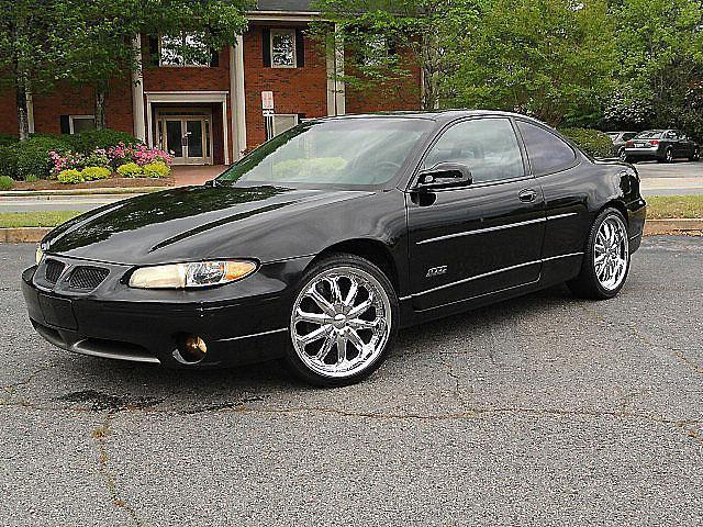2002 pontiac grand prix gtp for sale in roswell georgia. Black Bedroom Furniture Sets. Home Design Ideas