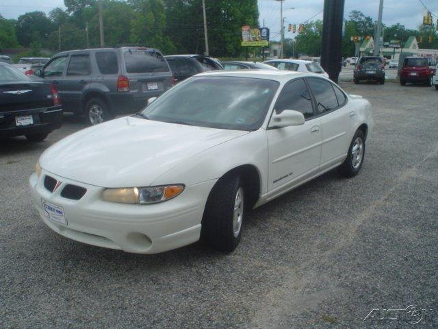2002 Pontiac Grand Prix Se For Sale In Conway South
