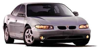 2002 Pontiac Grand Prix SE SE 4dr Sedan