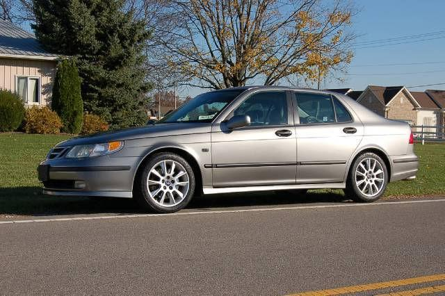 2002 saab 9 5 aero for sale in powell ohio classified. Black Bedroom Furniture Sets. Home Design Ideas
