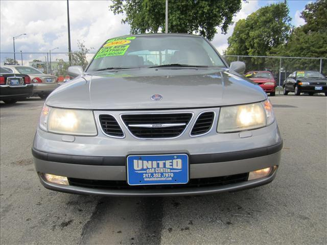 2002 saab 9 5 arc for sale in champaign illinois classified. Black Bedroom Furniture Sets. Home Design Ideas