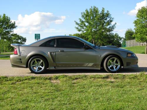 2002 saleen mustang s281 8 900 miles still smells new for sale in belleview kentucky. Black Bedroom Furniture Sets. Home Design Ideas