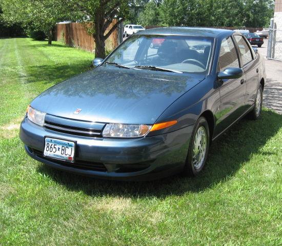 2002 Saturn L 100 For Sale In Blaine, Minnesota Classified