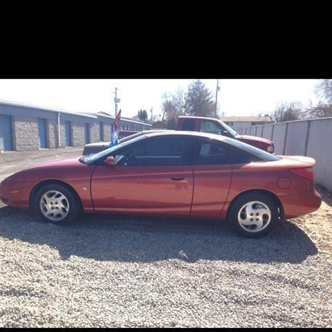 2002 saturn s series coupe sc2 coupe 3d for sale in. Black Bedroom Furniture Sets. Home Design Ideas