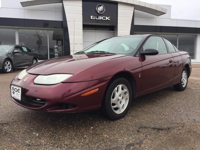2002 Saturn S Series Sc1 Sc1 3dr Coupe For Sale In Grand Island