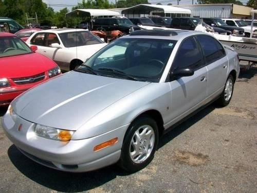 2002 saturn sl 250812 for sale in pensacola florida for Mcvay motors pensacola florida