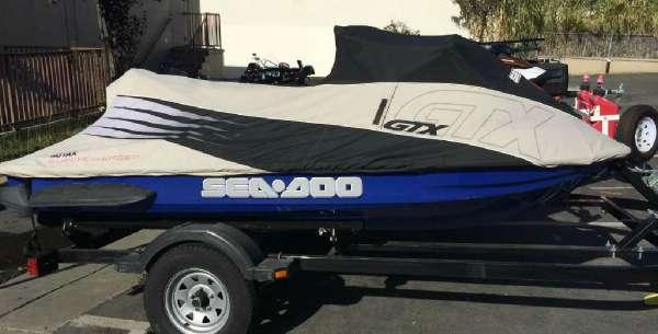 2002 Sea-Doo GTX 4-Tec