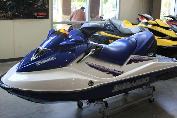2002 Sea-Doo GTX 4-Tec for Sale in Naples, Florida