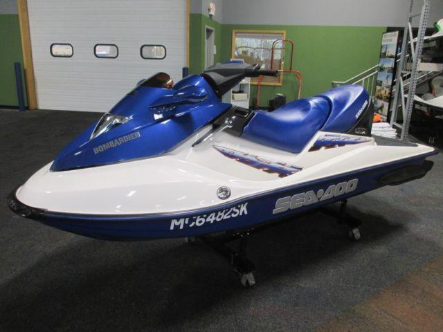 2002 Sea-Doo GTX DI w/130hp and only 99 engine hours!
