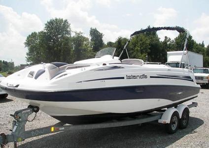 2002 Sea Doo Islandia 22 Foot Deck Boat for Sale in Dallas ...
