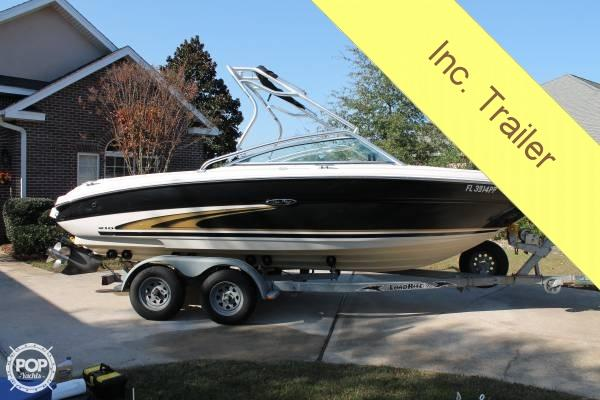 2002 Sea Ray 210 Signature