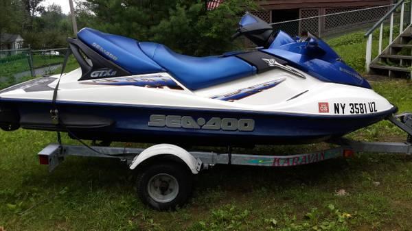 2002 SeaDoo GTX DI - for Sale in Lake George, New York ...