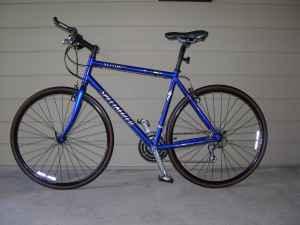 2002 Specialized Sirrus A1 Sport Bike Visalia Ca For
