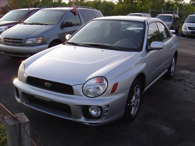 2002 subaru impreza 2 5 rs for sale in wright city. Black Bedroom Furniture Sets. Home Design Ideas