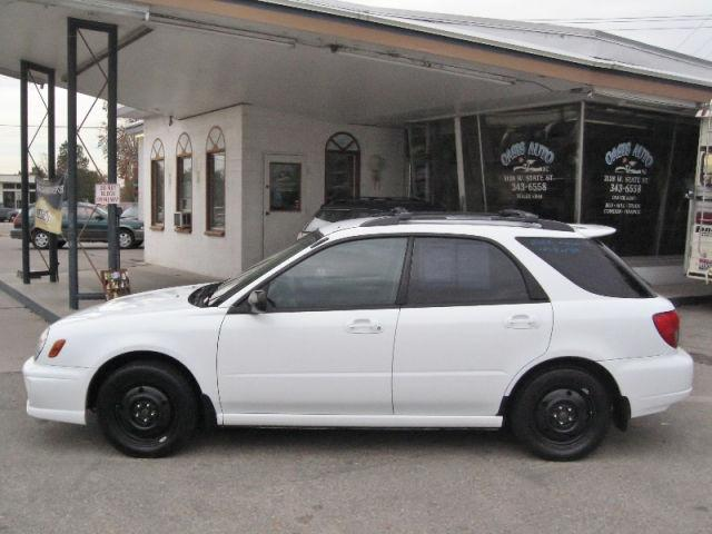 2002 Subaru Impreza 2 5 Ts Sport Wagon For Sale In Boise