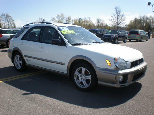 2002 Subaru Impreza Outback Sport Wagon For Sale In Utica