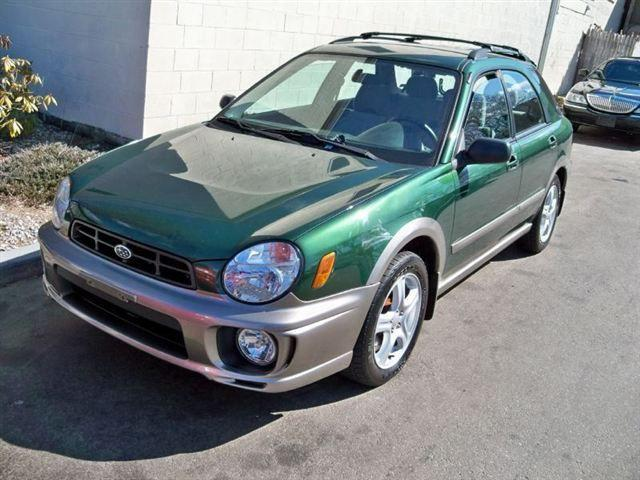 2002 subaru impreza outback sport wagon for sale in pound. Black Bedroom Furniture Sets. Home Design Ideas
