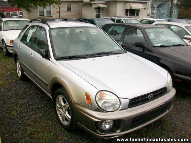 2002 subaru impreza outback sport wagon for sale in pen. Black Bedroom Furniture Sets. Home Design Ideas