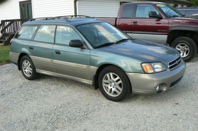 2002 subaru outback awd wagon for sale in foster ohio. Black Bedroom Furniture Sets. Home Design Ideas