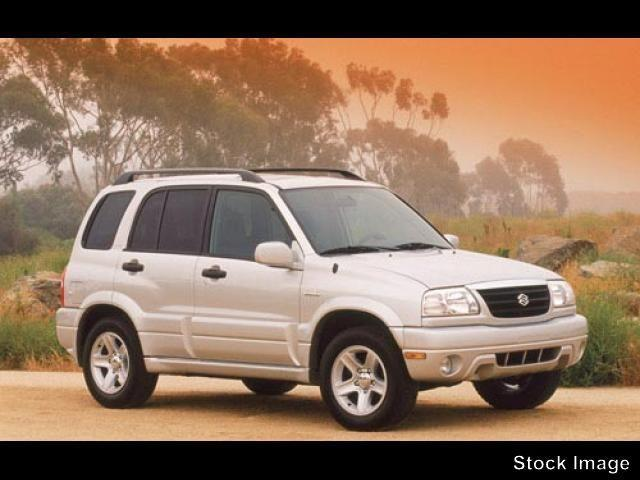 2002 suzuki grand vitara jlx jlx 4wd 4dr suv for sale in. Black Bedroom Furniture Sets. Home Design Ideas