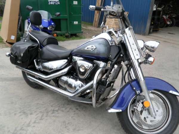 2002 Suzuki Intruder Lc Vl 1500 For Sale In Victoria