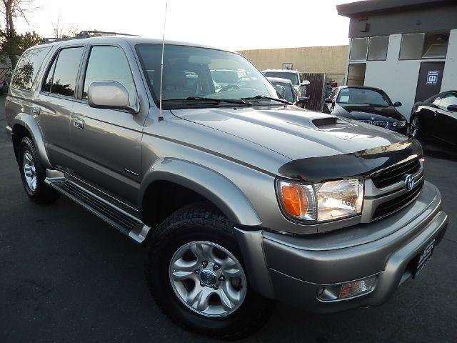 2002 toyota 4runner for sale in sacramento california classified. Black Bedroom Furniture Sets. Home Design Ideas