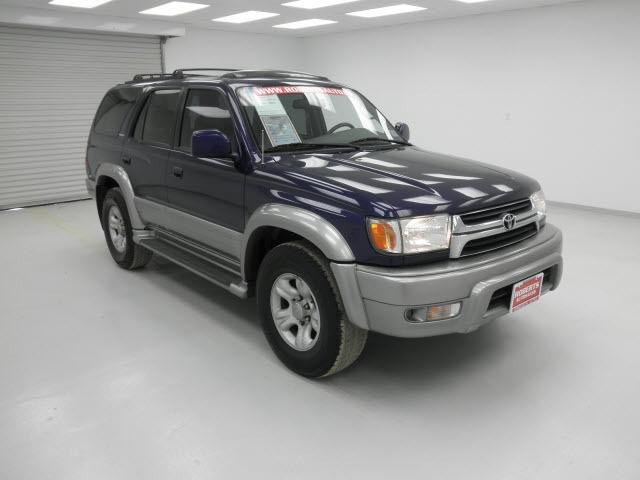 2002 Toyota 4runner Limited For Sale In Kerrville Texas