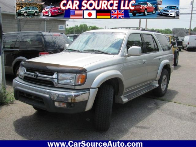 2002 toyota 4runner sr5 for sale in grove city ohio classified. Black Bedroom Furniture Sets. Home Design Ideas
