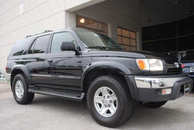 2002 toyota 4runner sr5 for sale in houston texas classified. Black Bedroom Furniture Sets. Home Design Ideas