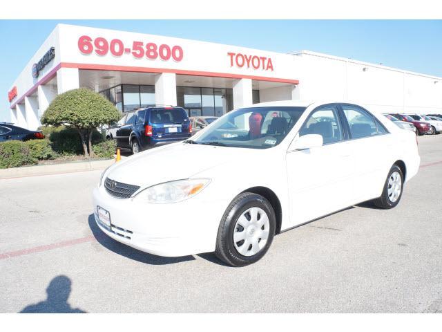 American Auto Sales Killeen Tx: 2002 Toyota Camry Killeen, TX For Sale In Killeen, Texas