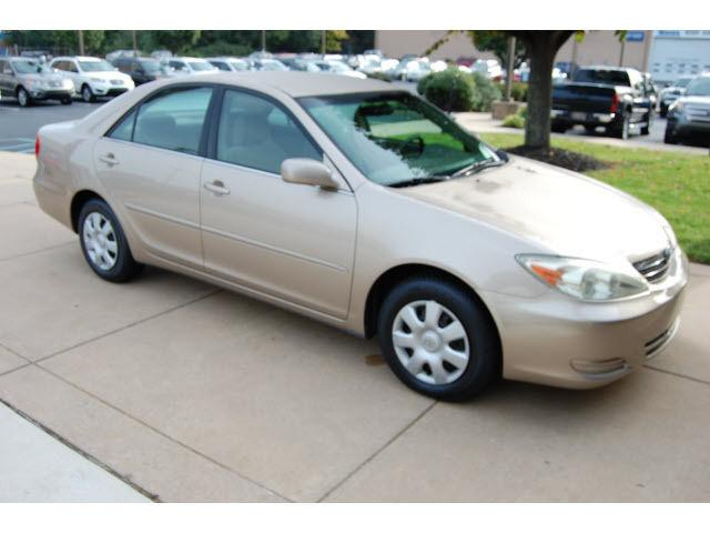 2002 toyota camry le for sale in dover delaware classified. Black Bedroom Furniture Sets. Home Design Ideas