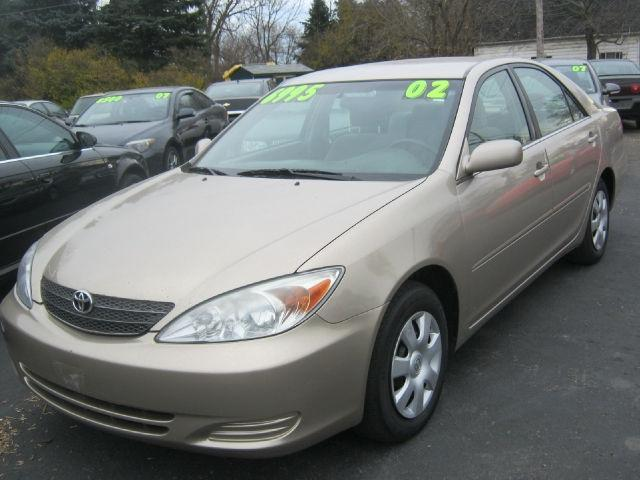 2002 toyota camry le for sale in bergen new york classified. Black Bedroom Furniture Sets. Home Design Ideas